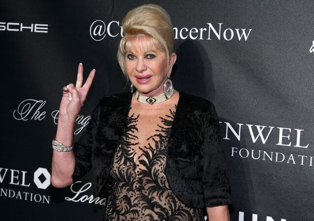 Ivana Trump: We Need Immigrants to Clean Up After Us