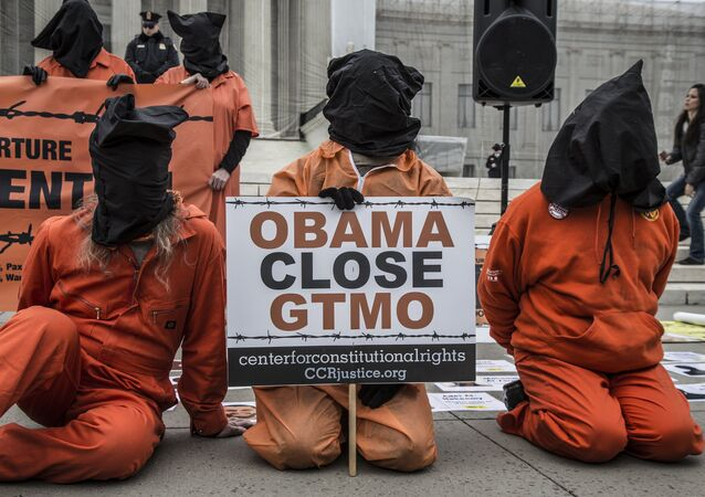 President Obama still fails to deliver on campaign promise to close US torture site.