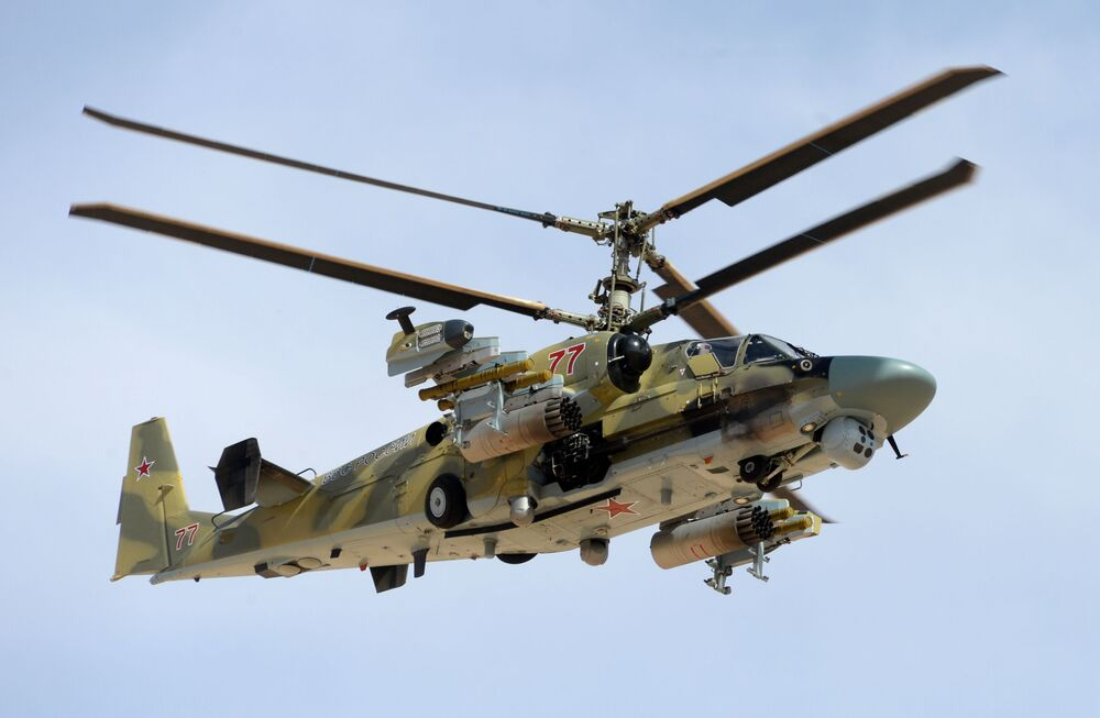 Enter the Ka-52: Russian 'Alligators' Ripping Daesh Apart in Syria