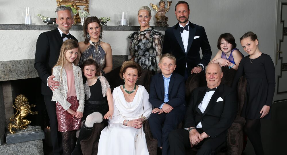 Norwegian Royal Family Spending Public Money On Private Estate Maintenance Sputnik International