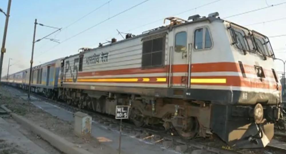 India's first semi-bullet train, Gatiman Express