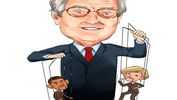 George Soros, the puppet master - Sputnik International