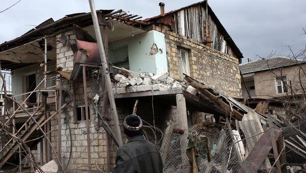 Karabakh conflict update - Sputnik International