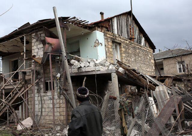 Karabakh conflict update