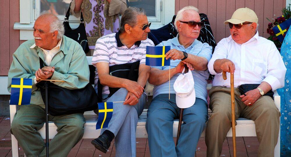 Old Swedish men
