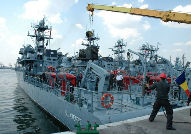 Romanian Navy