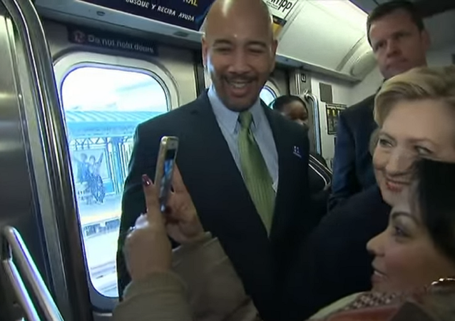 Not Just Embarrassing: Hillary Clinton Broke the Law on NYC Subway