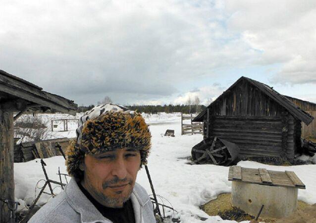 American Indian Justin Irwin