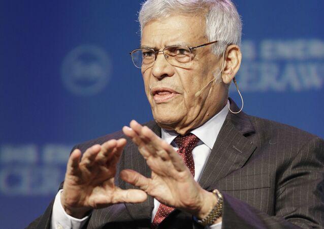 OPEC Secretary General Abdalla Salem El-Badri.