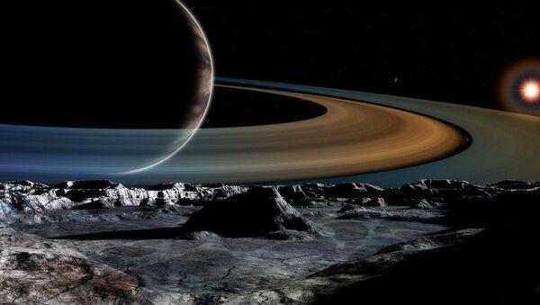 Super-Jupiter - Sputnik International