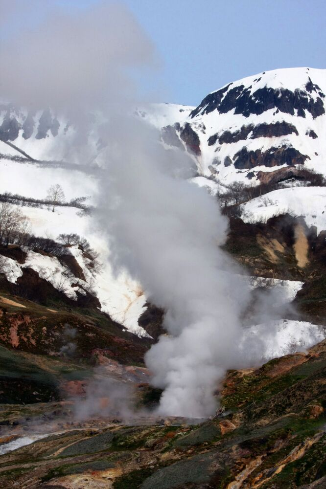 Russia's Breathtaking Valley of Geysers