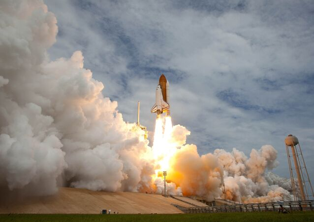 STS-135 Atlantis Launch (July 8, 2011)