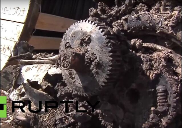 Russia: WWII-era Ilyushin IL-2 attack plane remains found in Samara
