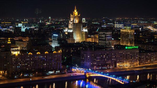The Foreign Affairs Ministry building - Sputnik International