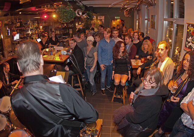 Nalen Bar Stockholm
