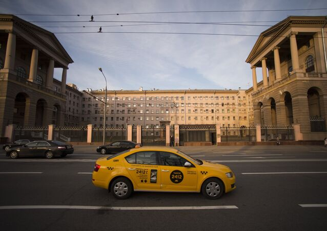 Moscow Taxi
