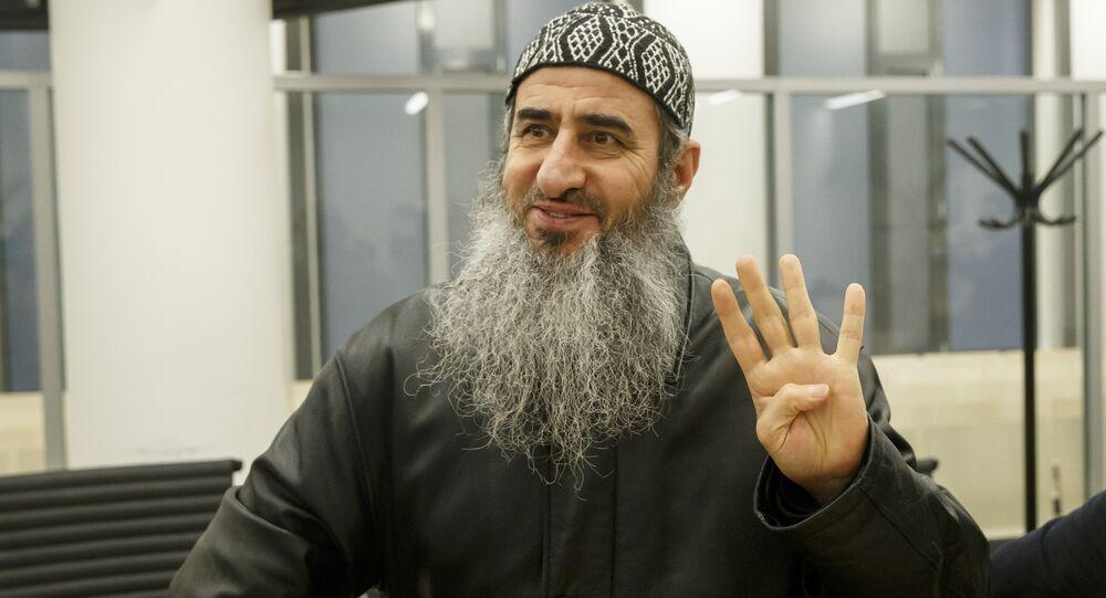 Norway-based fundamentalist preacher Mullah Krekar