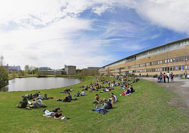 Umeå University - summer campus
