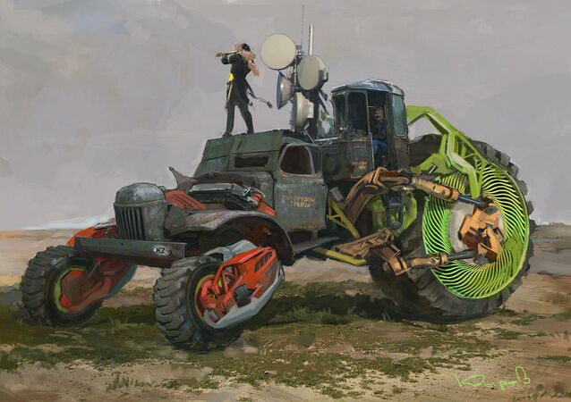 Apocalypse Now: Brand New Look of Soviet Cars