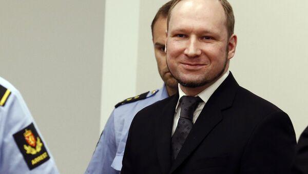Anders Behring Breivik (file) - Sputnik International