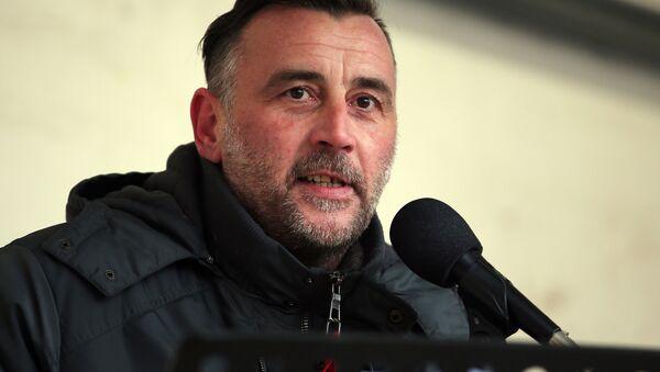 Lutz Bachman, co-founder of German right-wing populist movement Pegida. - Sputnik International