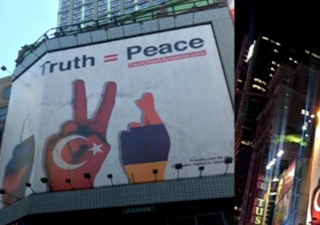 WSJ runs massive ad denying Armenian genocide