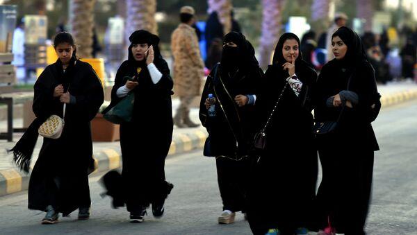 Saudi women - Sputnik International