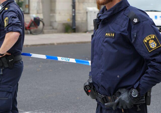 Stockholm police