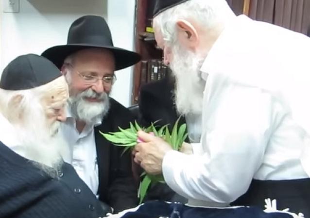 Leading Ultra-Orthodox Rabbi Says Pot's Kosher for Passover