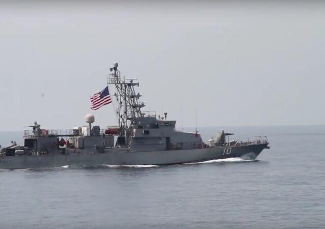 USS Typhoon
