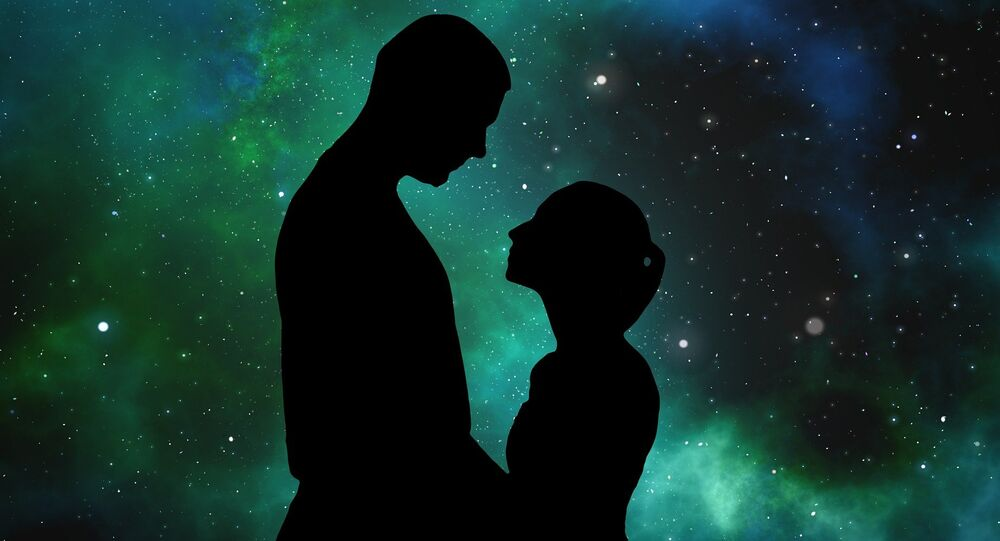 Space couple