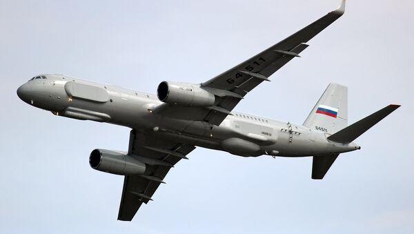 Tupolev Tu-214R - Sputnik International