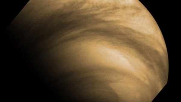 Chasing Clouds on Venus - Sputnik International