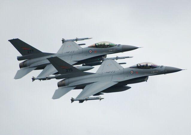 RNoAF F-16