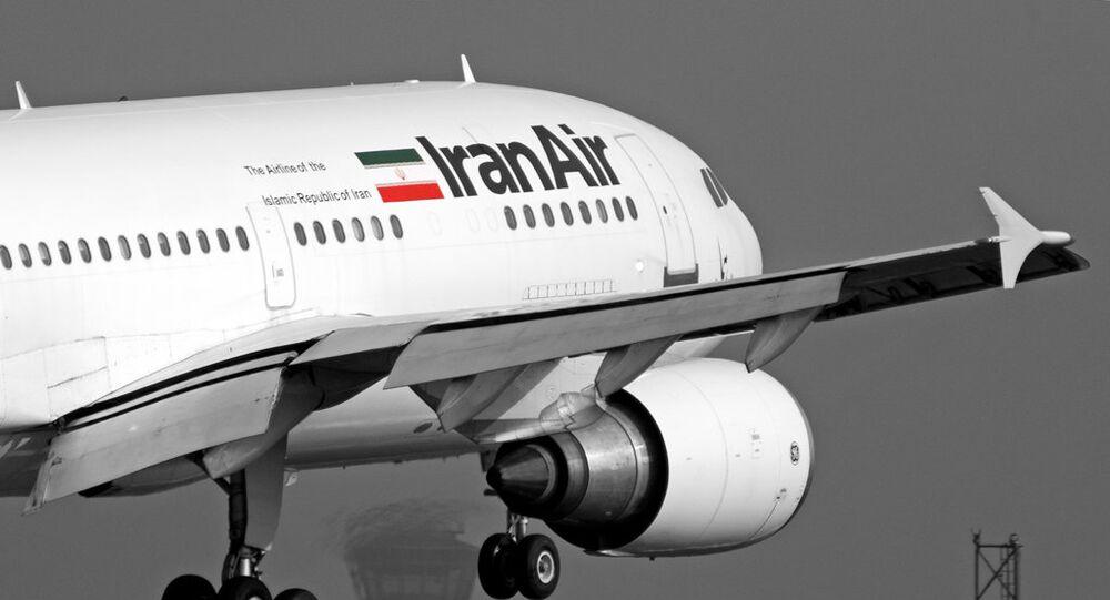 Iran Air aircraft