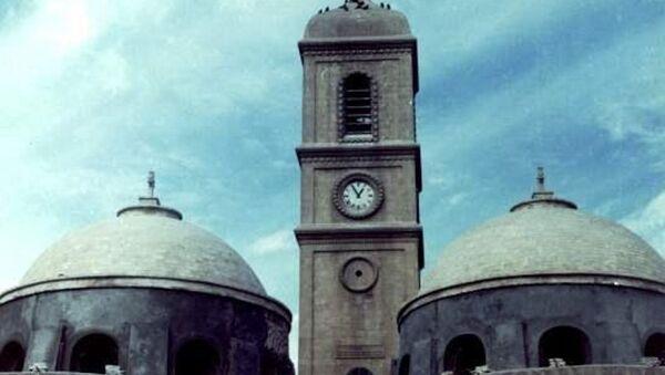 Latin Church, also known as Dominican Fathers' Church, in Mosul, Iraq. - Sputnik International