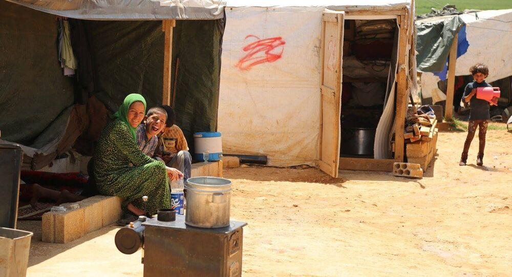 Lebanon refugees