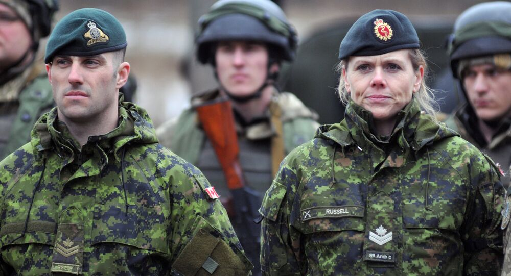 The idea of providing more military aid to Ukraine sees strong, multi-party support in Canada, the country's military said on Thursday.