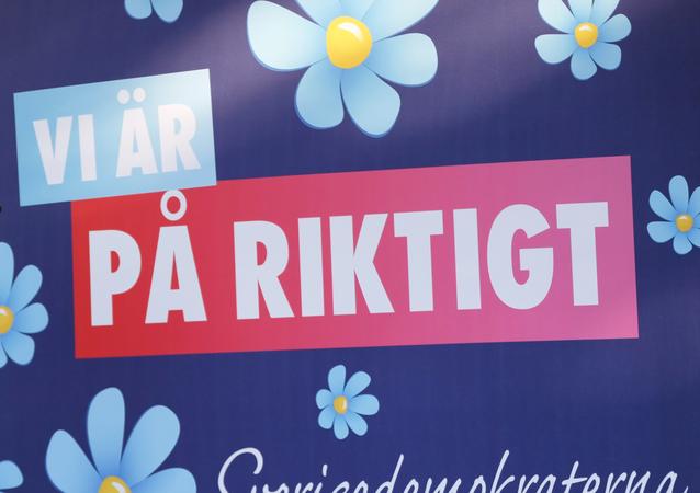 Swedish Democrats (Sverigedemokraterna)