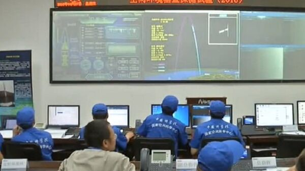 China has successfully launched the Kunpeng-1B sounding rocket from a launch pad in Danzhou City in the southern Chinese Hainan Province - Sputnik International