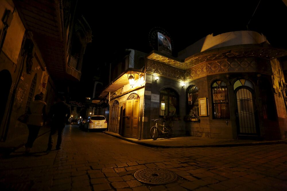 From the Ashes Spring New Life: Damascus Throws Amazing Night Parties