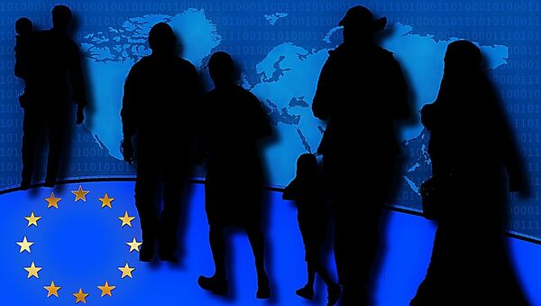 Immigration crisis - Sputnik International