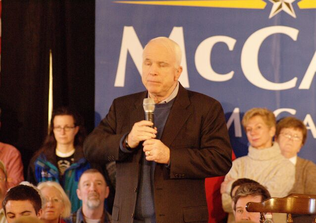 John McCain campaign fundraiser arrested for running a meth lab