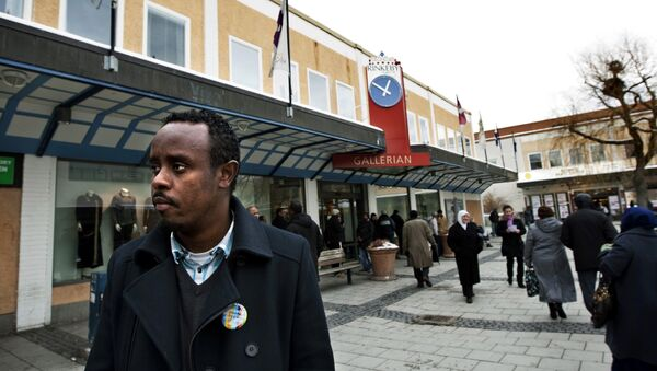 Rinkeby, an largely immigrant suburb on the outskirts of Stockholm - Sputnik International