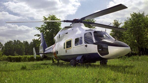A Kamov Ka-62 helicopter - Sputnik International