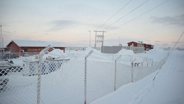 A refugee camp near Kirkenes, northern Norway - Sputnik International