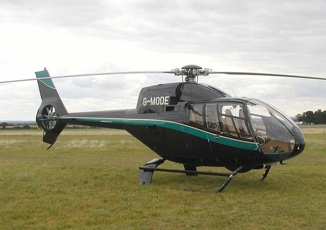 Airbus helicopter Colibri