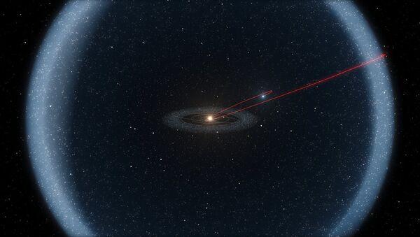 C/2014 S3 comet - Sputnik International