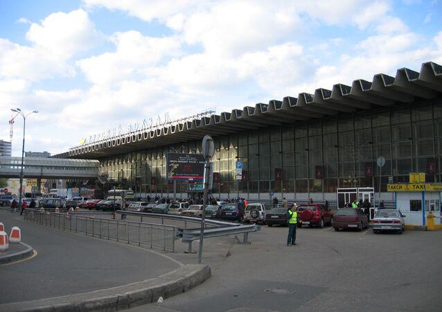 Kursky Terminal / Kurskaya Railway Station
