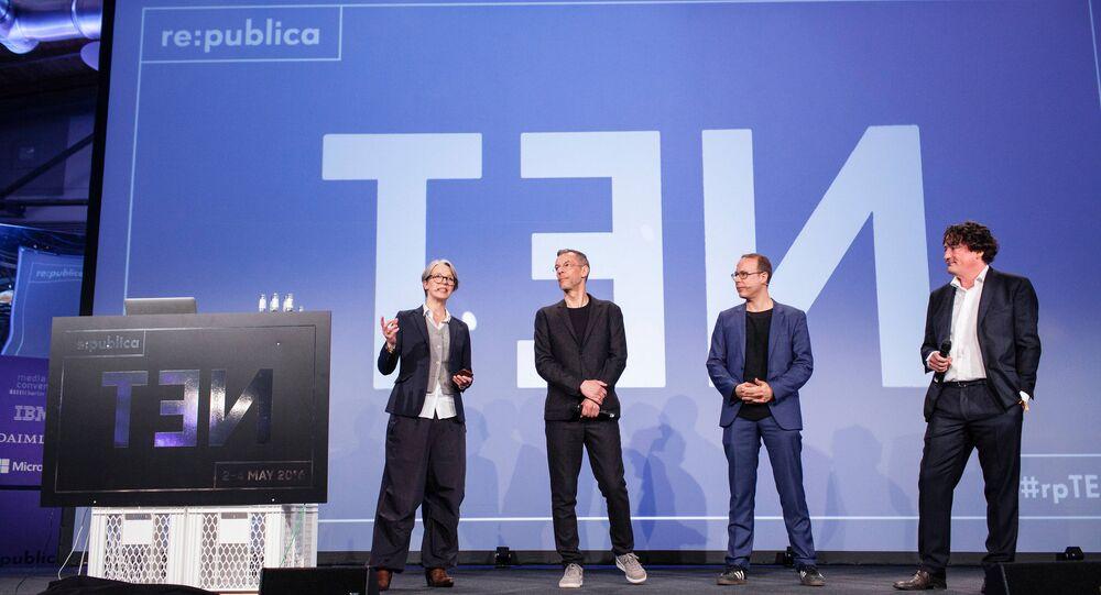 Re:publica conference